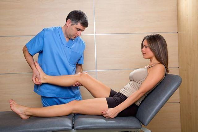 Массаж колена при артрозе в домашних условиях