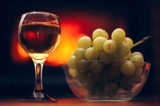 Красное сухое вино при подагре