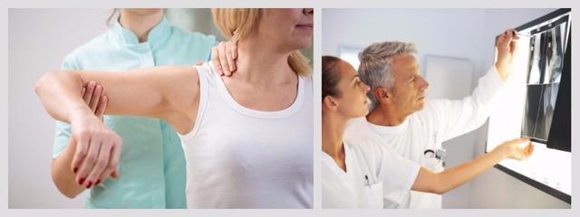 Ушиб плеча: симптомы, первая помощь, лечение