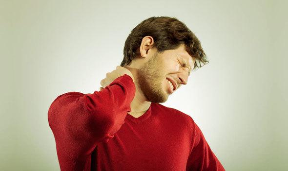 Спазм мышц шеи: симптомы и лечебные мероприятия