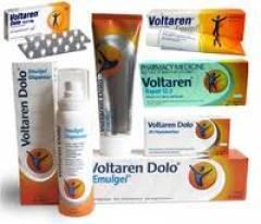 Таблетки Вольтарен: инструкция по применению, состав