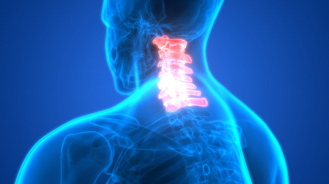 Смещение шейных позвонков: причины, симптомы и лечение