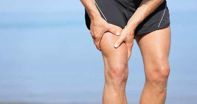Растяжение мышц бедра: симптомы, лечение, диагностика