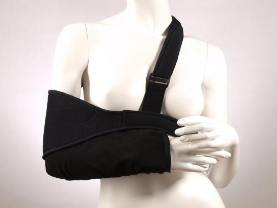 Виды бандажа (ортеза) на плечевой сустав и его применение