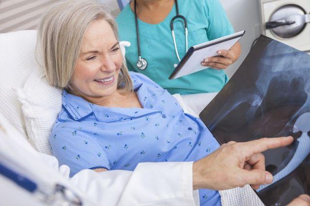 Ревизия эндопротезирования тазобедренного сустава