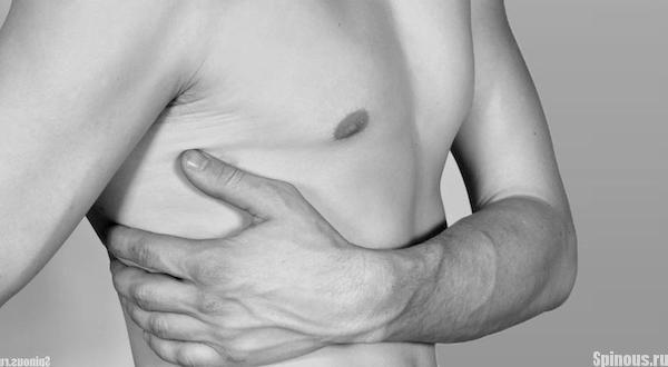 Защемление межреберного нерва - причины и способы лечения