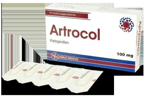 Артрокол — инструкция по применению, цена и аналоги
