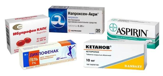 НПВП нового поколения при артрозе: обзор препаратов