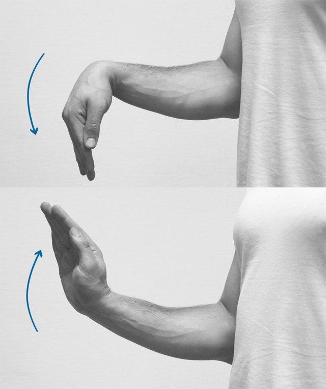 Физкультура при эпикондилите локтевого сустава