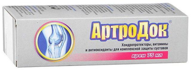 АртроДок — инструкция по применению, цена, состав