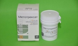 Метотрексат при ревматоидном артрите: лечение и отзывы
