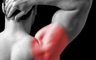 Болит правая рука в плечевом суставе при поднятии руки лечение